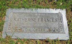 Katherine Frances Dotson