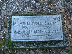 Elmer Ellsworth Chief Stevens