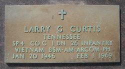 Larry Gene Curtis