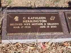 C. Kathleen Herrington