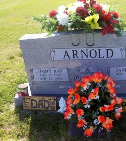 Jimmy Ray Arnold