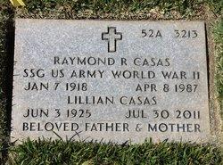 Raymond R Casas