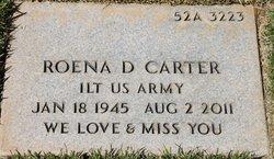 Roena D Carter