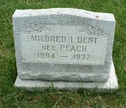 Mildred I. <i>Peach</i> Bent