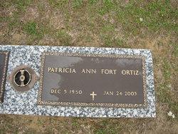 Patricia Ann Sister <i>Fort</i> Ortiz