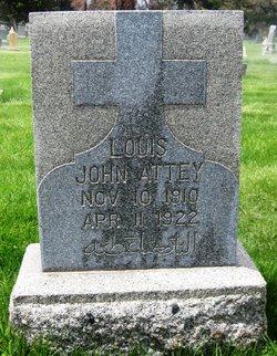 Louis John Attey
