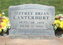 Jeffrey Brian Canterbury