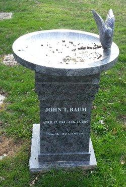 John T. Baum
