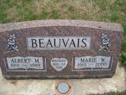 Albert Morris Beauvais