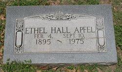 Ethel L. <i>Hall</i> Apfel