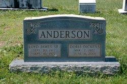 Doris Dickens Anderson