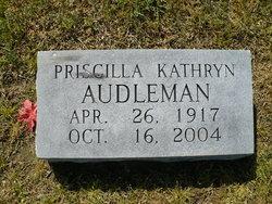 Priscilla Kathryn Audleman