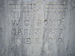 W. G. Boyd
