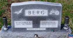 Vernon Pete Berg