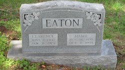 Clarence Rexie Eaton