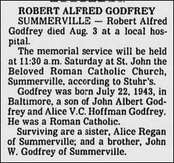 Robert Alfred Godfrey
