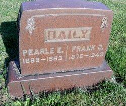 Pearle E <i>Hardman</i> Daily