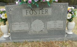Mildred <i>Marchant</i> Foster