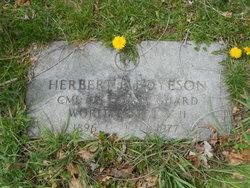 Herbert R. Boyeson