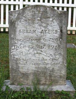 Abram Ayers