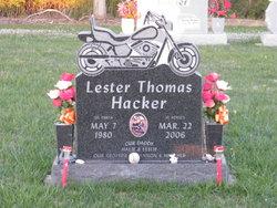 Lester Thomas Hacker, Jr