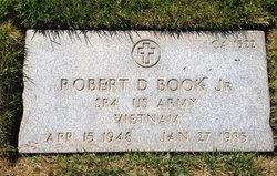 Robert D Book, Jr