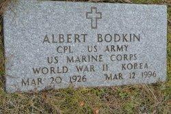 Albert Bodkin