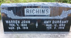 Warren John Richins
