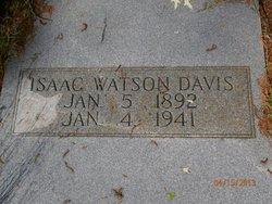 Isaac Watson Davis