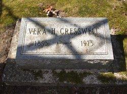 Vera Helen <i>Henry</i> Cresswell