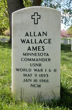 Capt Allan Wallace Alphy Ames