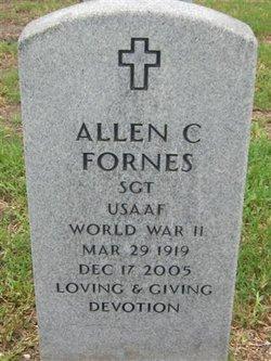Allen C Fornes