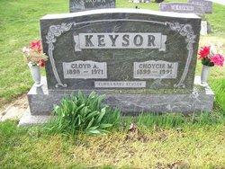 Choycie M. <i>Gates</i> Keysor
