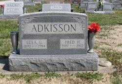 Lula Gertrude <i>May</i> Adkisson