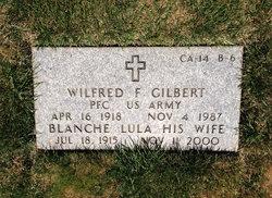 Blanche Lula Gilbert