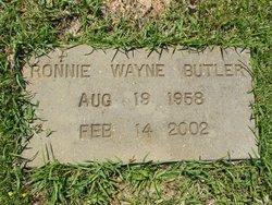 Ronald Wayne Butler