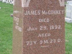 James McConkey