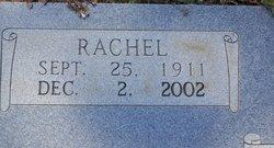 Rachel Adams