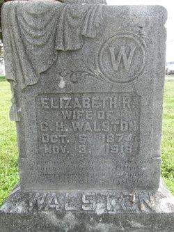 Elizabeth Rose <i>Lambert</i> Walston