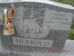 Joseph W Herrold