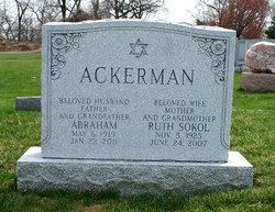 Ruth <i>Sokol</i> Ackerman