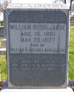 William Rush Jagoe