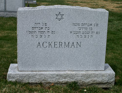 Abraham Ackerman