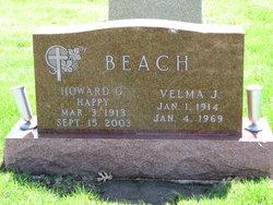 Velma Juanita <i>McKinney</i> Beach