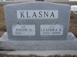 Leanora Katherine Lea <i>Petrik</i> Klasna
