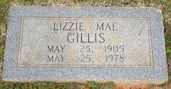 Lizzie Mae Gillis