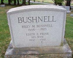 Edith E <i>Frink</i> Bushnell