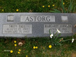 Margaret <i>Johnson</i> Astorg
