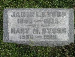 Mary M Dyson
