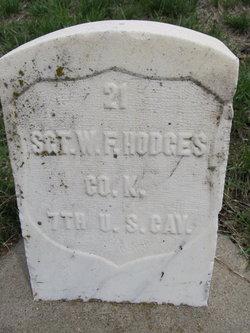 William Thomas Hodges